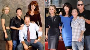married with children cast married with children stars reunite for katey sagal s