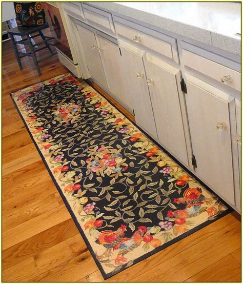 rugs for kitchen rooster kitchen rugs home design ideas