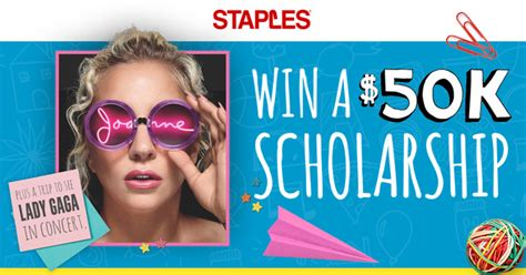 Sweepstakes 2017 Money - staples for students sweepstakes 2017