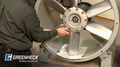 greenheck vane axial fans greenheck how to change fan blade pitch