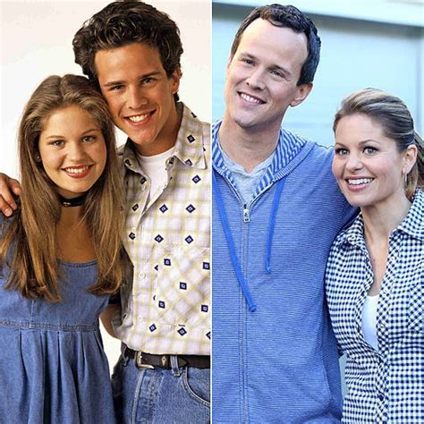 how old is steve from full house candace cameron bure interview about full house reunion