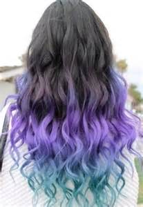 how to dye hair two colors top and bottom blue hair dip dye dip dye hair hair orange pretty