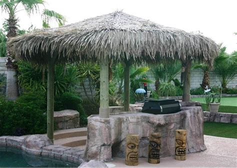 Tiki Hut Backyard by Backyard Tiki Hut Keysindy