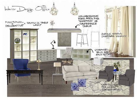 Interior Design Board by Design Boards Learning The Basics Interior Design