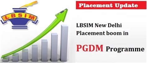 Mba Ey Salary by Lbsim New Delhi Sees Placement Boom In Pgdm Programme