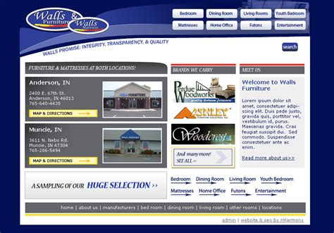 Mattress Stores In Muncie Indiana by Muncie Web Development Company Nharmony Inc