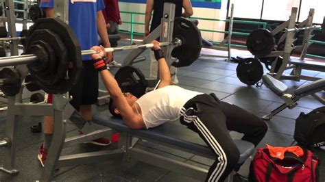 bench press 300 in 12 weeks 200 pound bench pr attempt 128 pounds