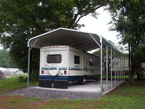 carport wohnmobil rv carports rv covers