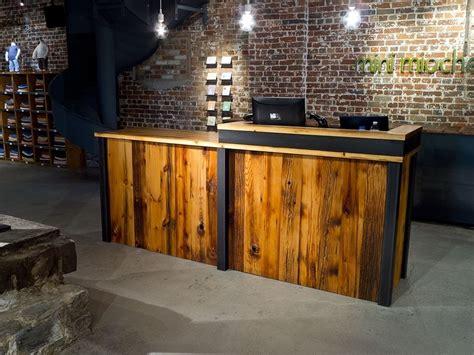 Custom Retail Cash Desk by Steve Wallin   CustomMade.com