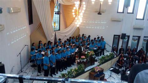 Pembinaan Warga Gereja Selaras Dengan Tantangan Zaman Buku Kristiani gki cawang bangkit dan bersinar di 50 tahun selisip