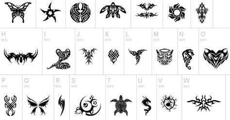 tattoo tribal fonts tribal celtic letters www imgkid com the image kid has it