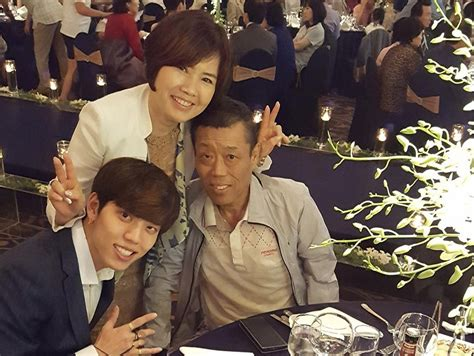 kim namjoon parents infinite dongwoo s father succumbs to chronic illness