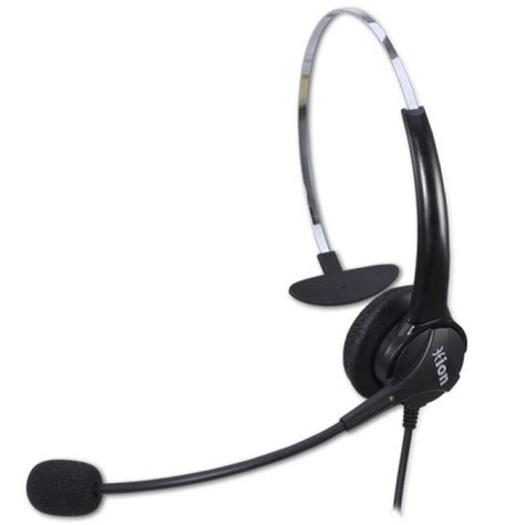 Headset Call Center hion call center telephone headset for600 alienvoip