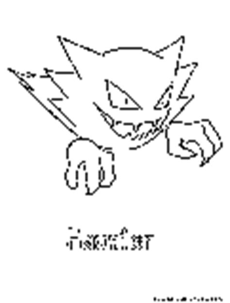 ghost haunter coloring page ghost pokemon coloring pages free printable colouring