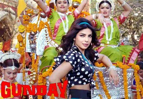 priyanka chopra gunday photos priyanka chopra gunday movie song photo priyanka chopra