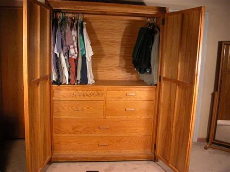 how to build an armoire closet custom armoire custom wardrobe custom media cabinet