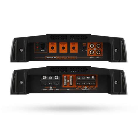 capacitor quantum audio quantum audio qrm2500 2500 w monoblock class d car lifier ebay