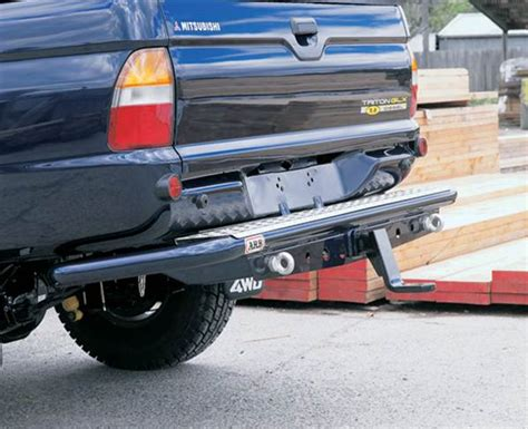 Towing Arb Hilux arb rear step tow