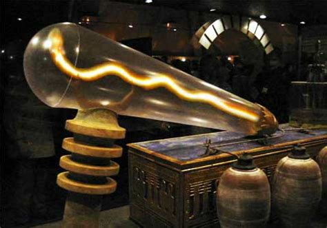 Ancient Light lights of the pharaohs the electric lights in