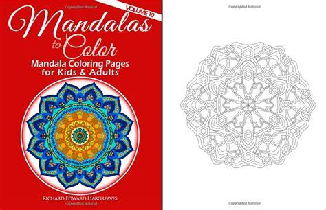 mandala coloring book benefits the advantages of mandala coloring books for children