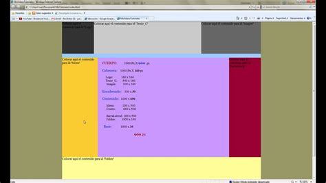 tutorial css layout dreamweaver tutoriales dreamweaver trucos modificar etiquetas div y