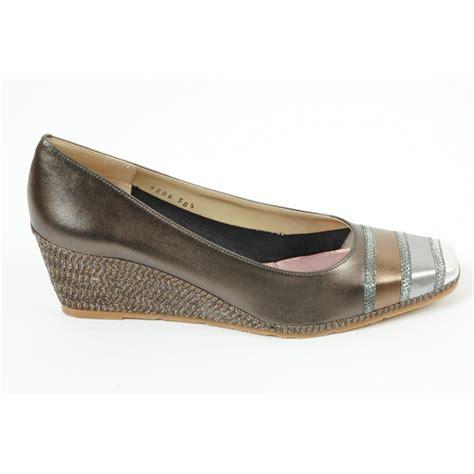 cristian 9206 womens wedge shoe espadrille shoe