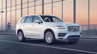 Volvo Suv 2018 Volvo Xc90 Luxury 7 Seater Suv Volvo Car