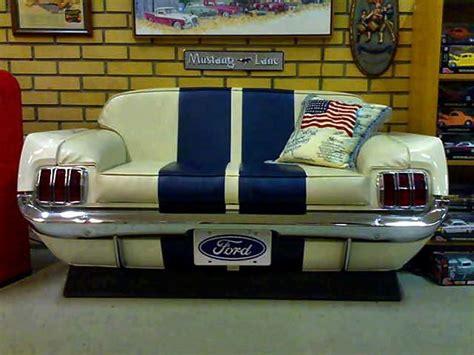 mustang sofa ford pinterest