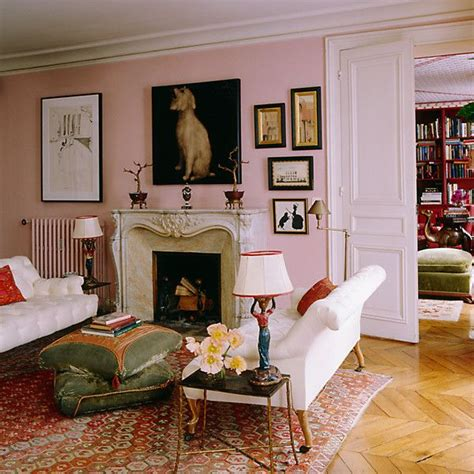 17 best ideas about pink living rooms on pink