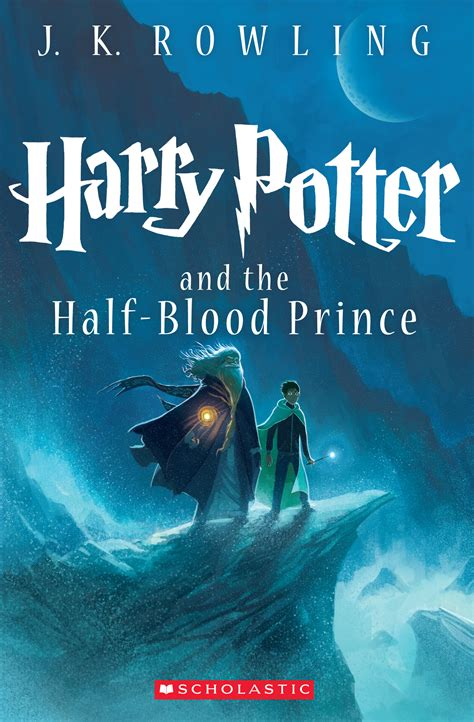 Harry Potter And The Blood Half Prince harry potter scholastic media room