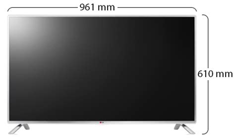 Tv Led 42 Inch Hd lg 42 inch hd led smart tv 42lb582t price review and buy in dubai abu dhabi and rest of
