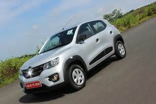 Renault Kwid Pics Has Renault Kwid Been Launched Into A Dying Segment In