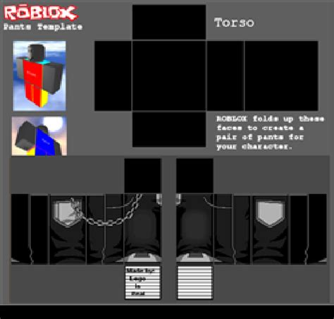 cool roblox pants templates pictures to pin on pinterest