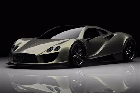 Bentley Silver Wings Design Study For A Bugatti Veyron