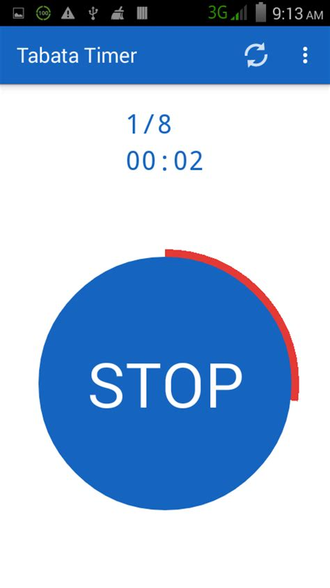 best tabata timer app tabata timer android apps on play