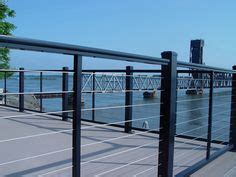 aluminum deck railing systems san francisco to new york cable deck railing systems at lowes deck railing with
