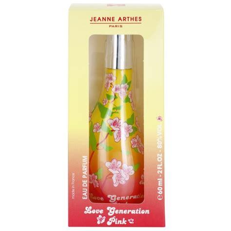 Jeanne Arthes jeanne arthes generation pink woda perfumowana dla