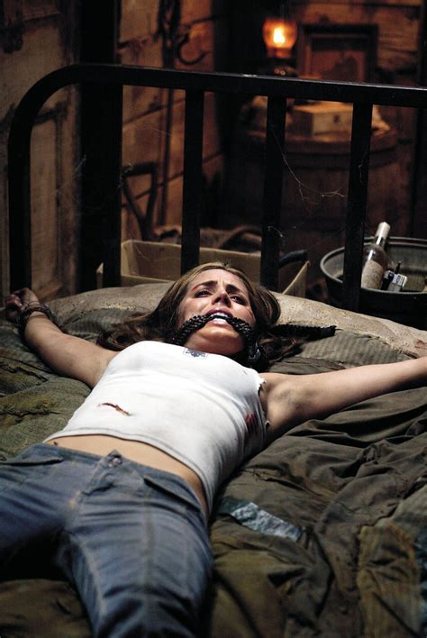 woman tied to bed eliza dushku horror actresses photo 6956528 fanpop