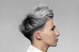 coupe de cheveux gris 2017