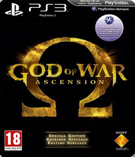 Ps3 Fighting Edition R2 ps3 god of war ascension special edi end 11 4 2019 7 22 pm