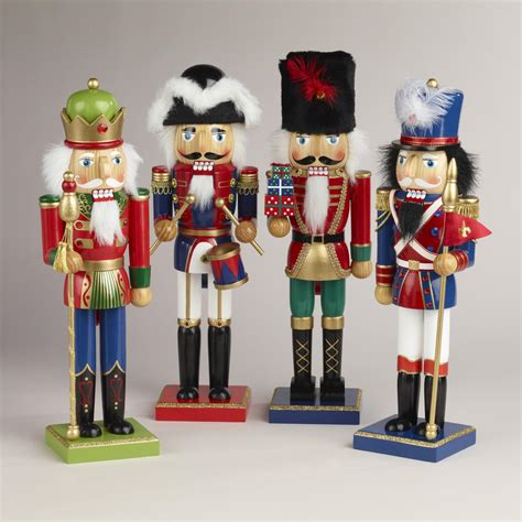 traditional nutcrackers world market