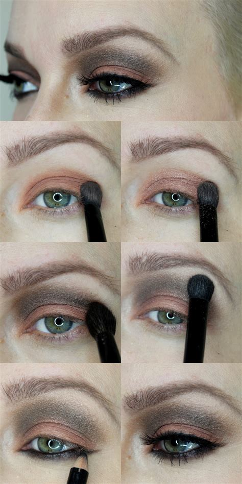 Eyeshadow Faced faced chocolate bar look tutorial citizens of