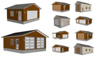 Garage Planner Barn And Garage Plan Specials Sds Plans
