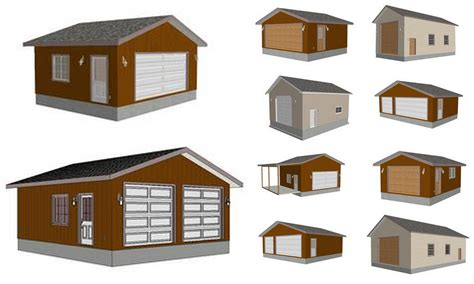 garage designs plans barn and garage plan specials sds plans