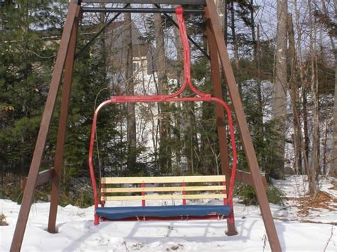 ski lift chair swing chair lift swing ski stuff pinterest
