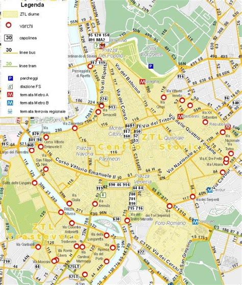 ufficio ztl roma roma capitale sito istituzionale ztl