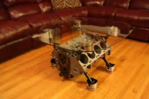How To Make Engine Coffee Table How To Make That Engine Coffee Table The Tire