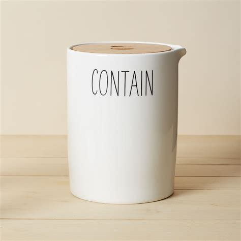 storage canisters for kitchen labelled kitchen storage canisters