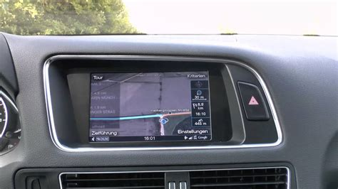 Audi Connect Nachr Sten by Audi Q5 Mmi Navigation Plus