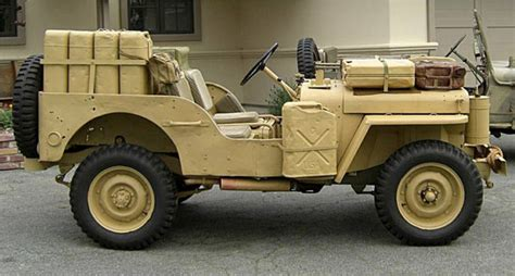 jeep range of vehicles wwii self propelled artillery of the united states site